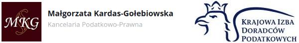 Kancelaria podatkowo-prawna Warszawa Logo